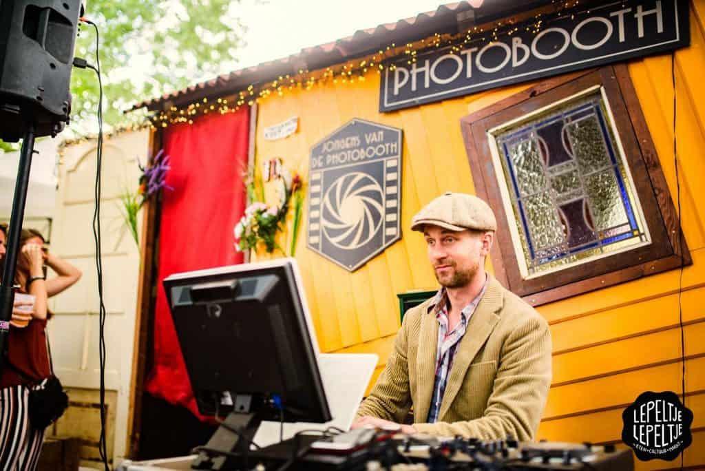 Photobooth huren Utrecht bij Lepeltje Lepeltje