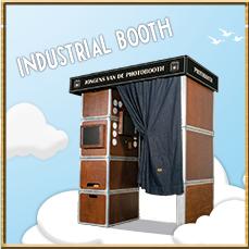 Industrial Booth kiezen