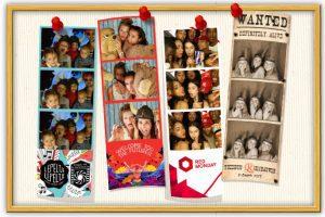 photobooth bruiloft en zo kan een fotostrip er op jouw bruiloft uitzien