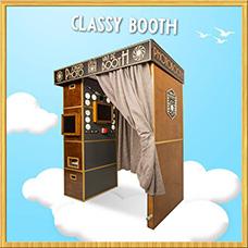 Classy Booth kiezen