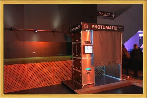 Photobooth huren Utrecht en hij stond prachtig bij Tivoli Vredenburg