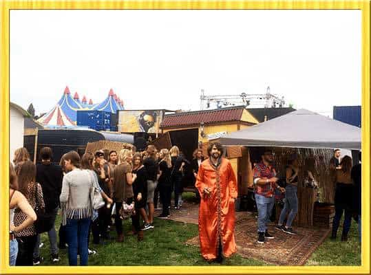 Photobooth huren Utrecht met ons photobooth festival huisje op SMeerboelfestival Utrecht.