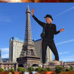 What happends in Vegas stays in Vegas! Or stays in our green screen foto grafie ;)