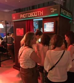 Photobooth leasen met betaalsysteem Tivoli Vredenburg Utrecht
